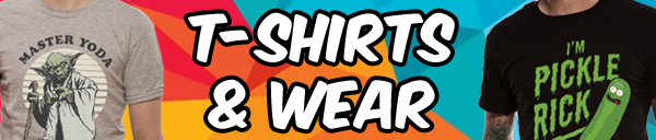T-Shirts and Wear