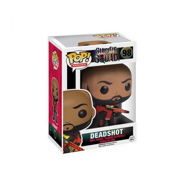 Funko Pop! Deadshot