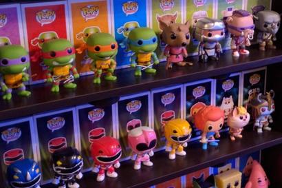 Funko Pop verzameling