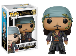 Ghost of Will Turner Funko Pop