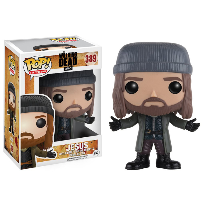The Walking Dead Jesus Funko Pop!
