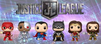 Justice League Pre order!