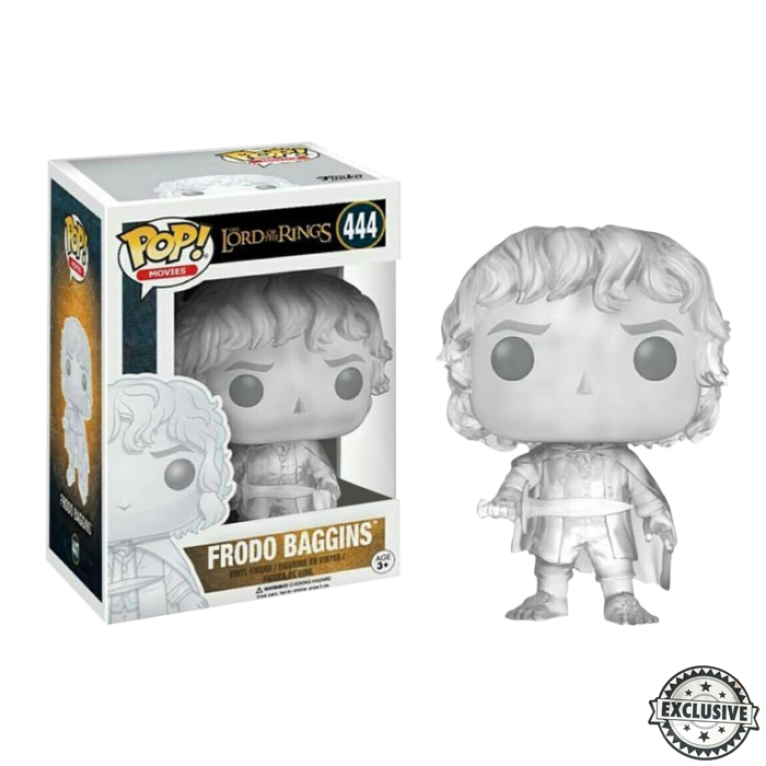 Frodo Baggins Invisible Exclusive Funko Pop