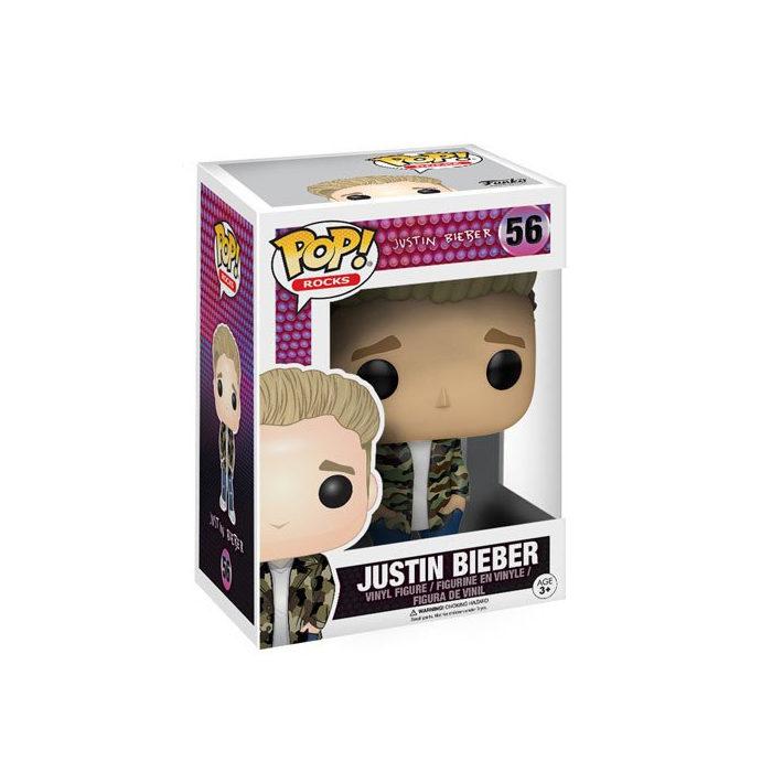 Justin Bieber Funko Pop