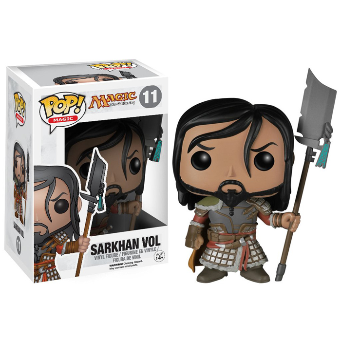 Sarkhan Vol Funko Pop