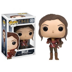 belle once upon a time funko pop