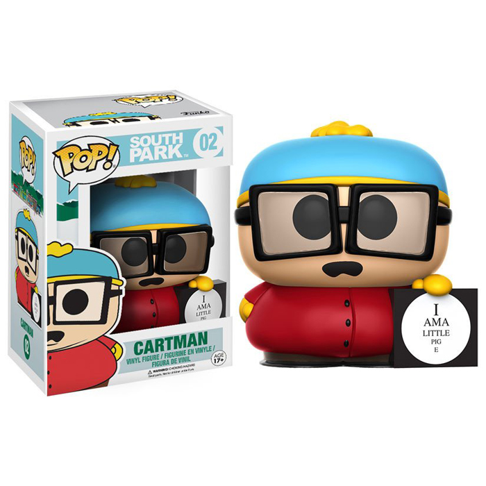 cartman souht park funko pop