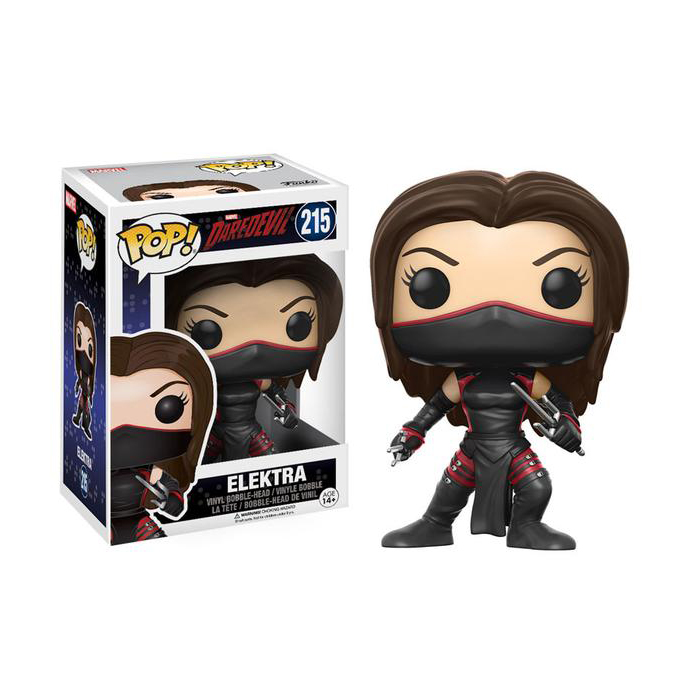 Elektra Daredevil Funo Pop!