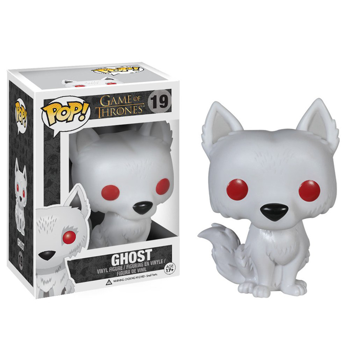 Ghost Game of Thrones Funko Pop