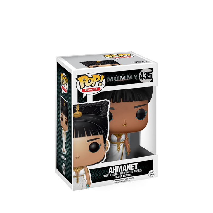 Ahmanet The Mummy Funko Pop