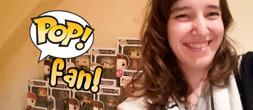 Funko Pop Fan Gabriella