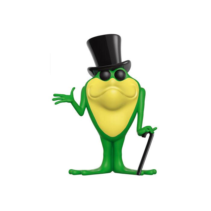 Michigan J Frog Funko Pop