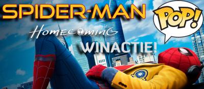 Win Spider-Man Exclusive Funko Pop!