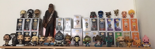 Funko Pop Fan Jason