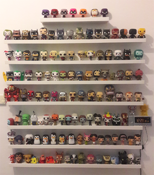 Funko Pop Fan Karlijn