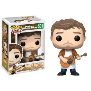 Andy Dwyer Funko Pop