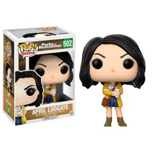 April Ludgate Funko Pop