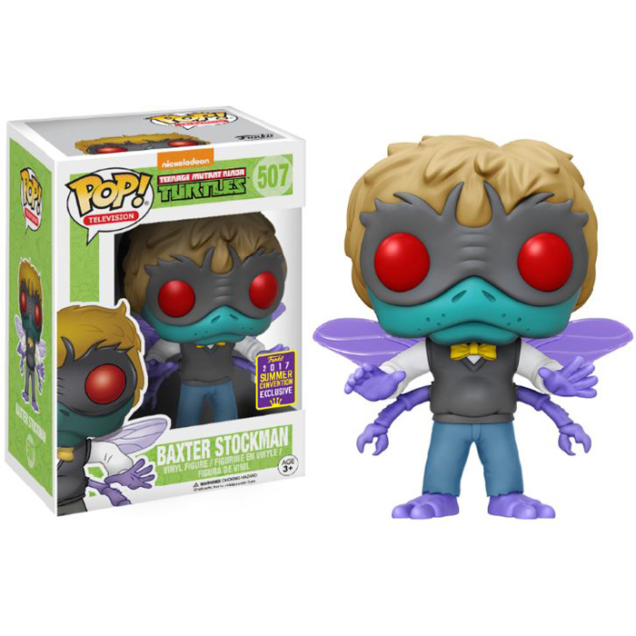 Baxter Stockman SDCC Funko Pop