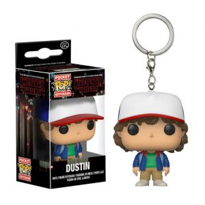 Dustin Pocket Pop Keychain