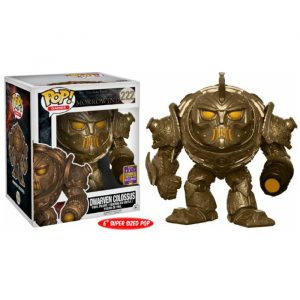 Dwarven Colossus SDCC Funko Pop