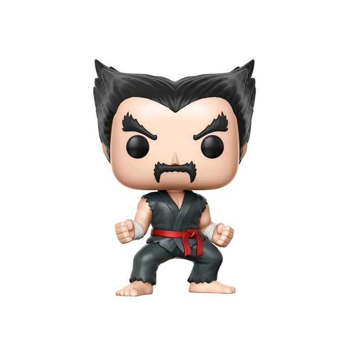 Heihachi Exclusive Funko Pop