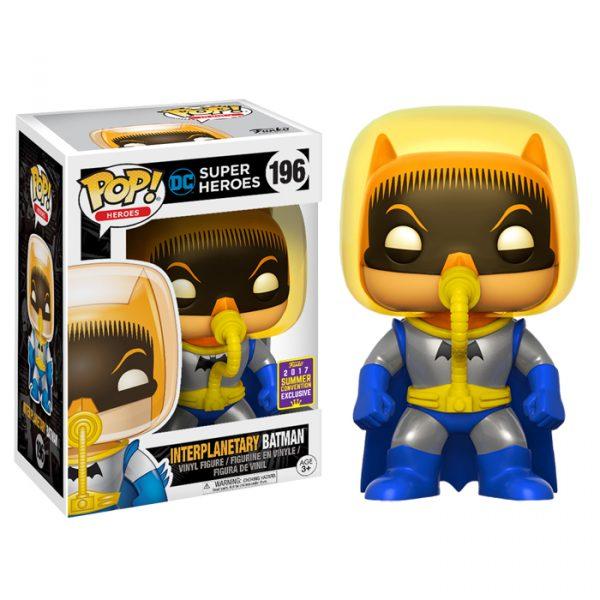 Interplanetary Batman Funko Pop