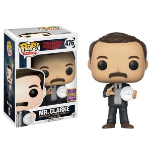 Mr. Clarke SDCC Funko Pop