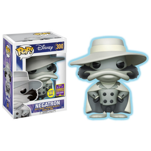 Negatron SDCC Funko Pop