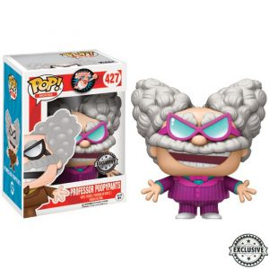 Professor Poopypants Purple Exclusive Funko Pop