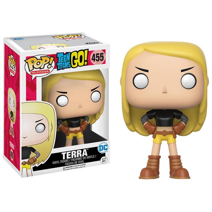 Terra Exclusive Funko Pop
