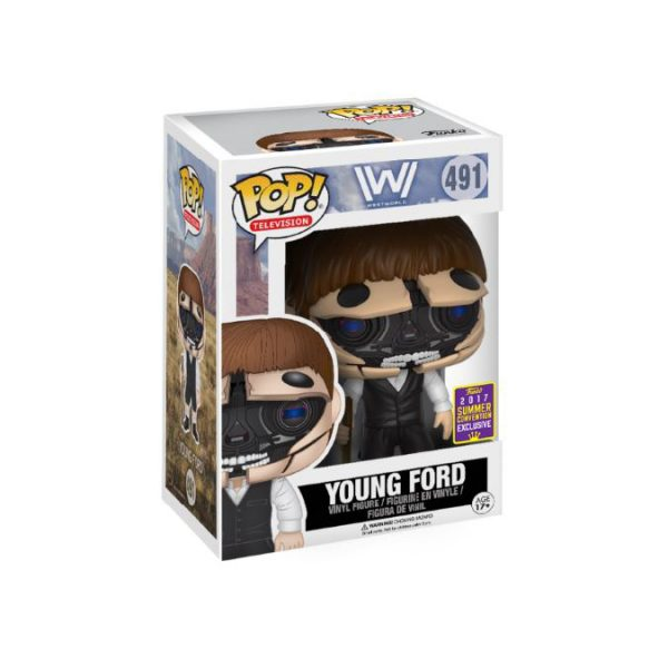 Young Ford SDCC Funko Pop