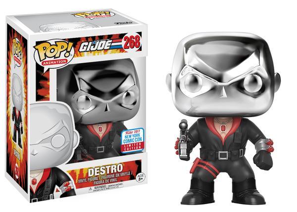 Pop! TV: G.I. Joe – Destro