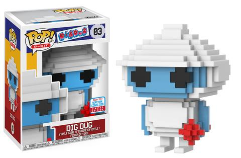 Pop! Games: DIG DUG™ – DUG DUG™ 8-Bit