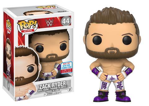 Zack Ryder Funko Pop