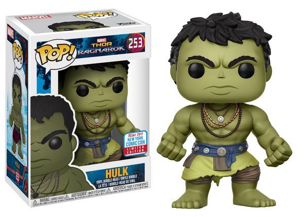 Pop! Marvel: Thor Ragnarok – Casual Hulk