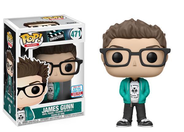 Pop! Movies: James Gunn (500pc LE)