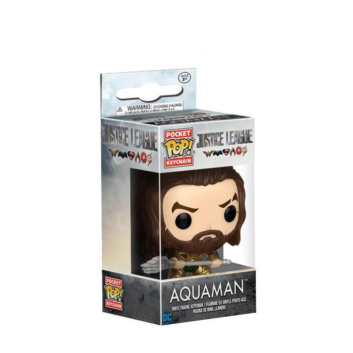 Aquaman Pocket Pop Keychain