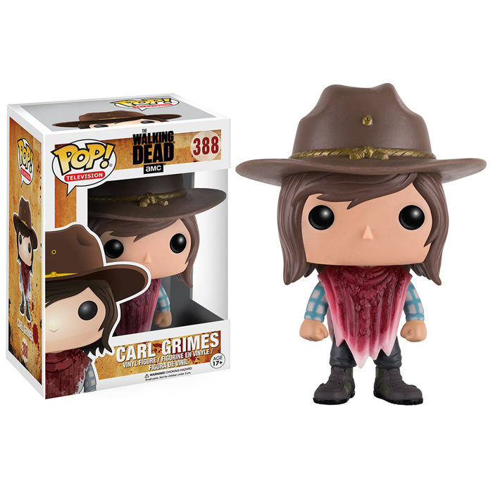 Carl Grimes Funko Pop