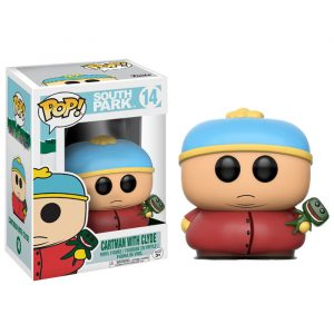 Cartman with Clyde Funko Pop