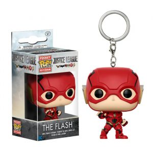 The Flash Pocket Pop Keychain