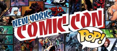 New York Comic Con 2017 Funko Pop, Dorbz, Vinyl en Action Figures overzicht!