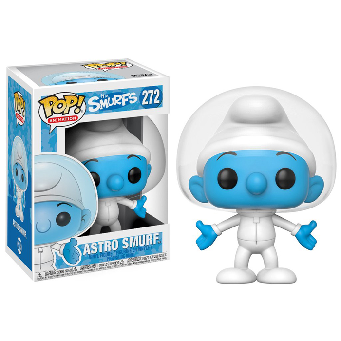 Astro Smurf Funko Pop