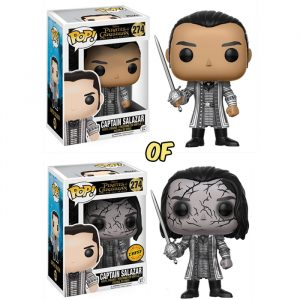 Captain Salazar Funko Pop