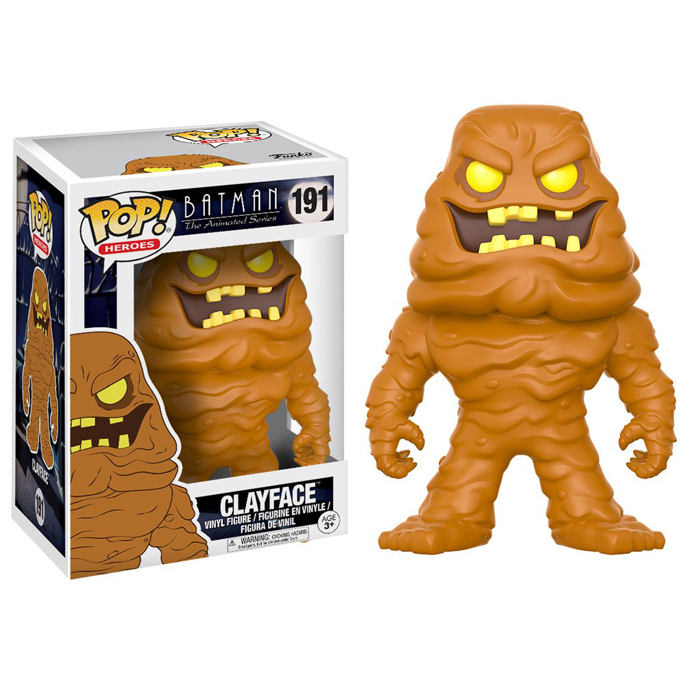 Clayface Funko Pop