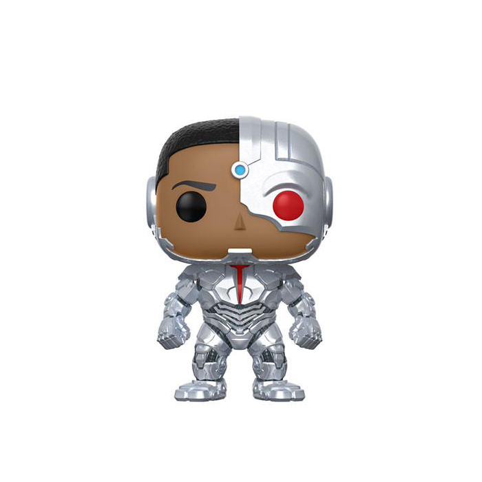 Cyborg Funko Pop