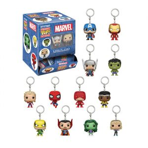 Marvel Mystery Keychain