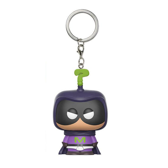 Mysterion Keychain