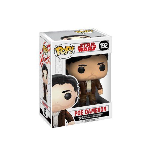 Poe Dameron Funko Pop