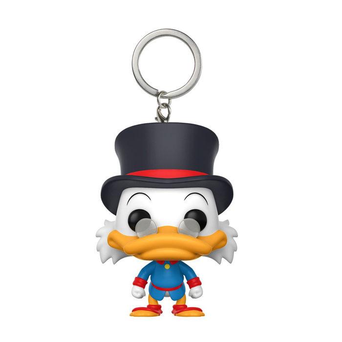 Scrooge McDuck Pocket Pop Keychain