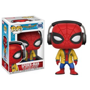 Spiderman with headphones Funko Pop